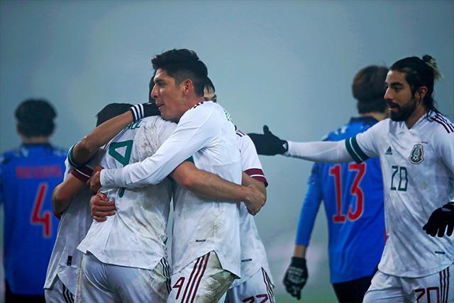 México se mete al Top-10 del ranking FIFA