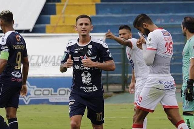 Cristopher Núñez, en la mira del Puebla para el Clausura 2021