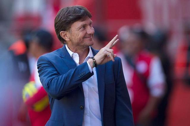 Hernán Cristante es nuevo técnico de Toluca