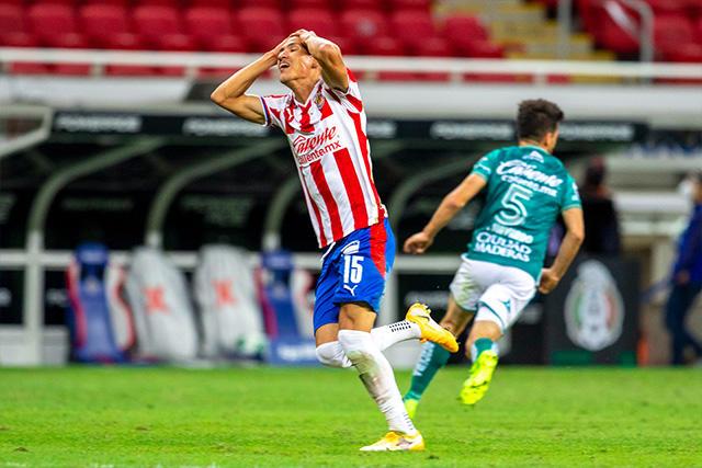 Chivas 1-1 León