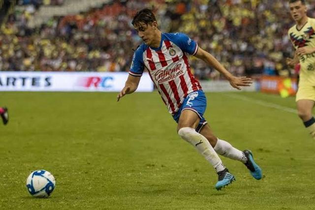 El préstamo de Van Rankin en Santos terminó y regresaría a Chivas