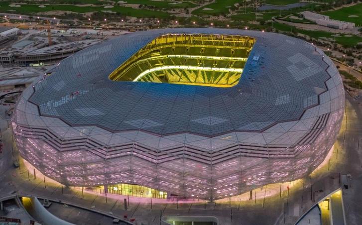 Estadio Al-Rayyan en Qatar