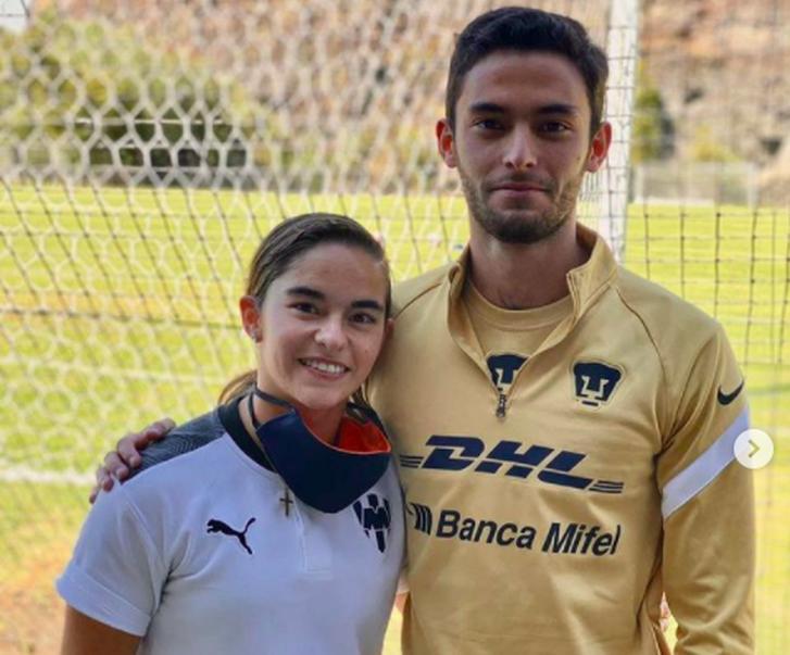 Lucía y Jerónimo Rodríguez
