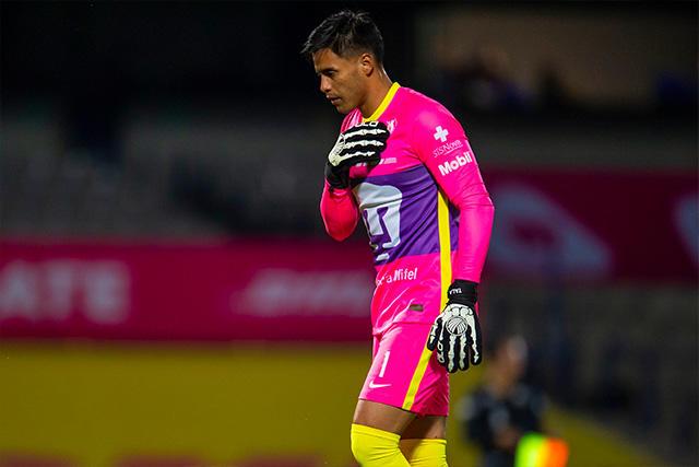 Alfredo Talavera colaboró en el gol de Gigliotti