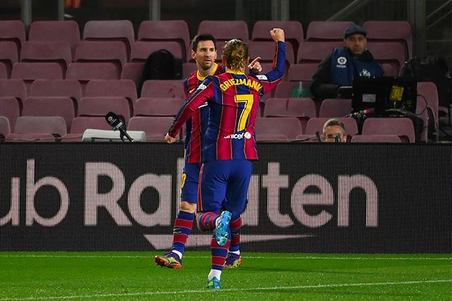Barcelona tendrá el duelo más atractivo de la Champions League