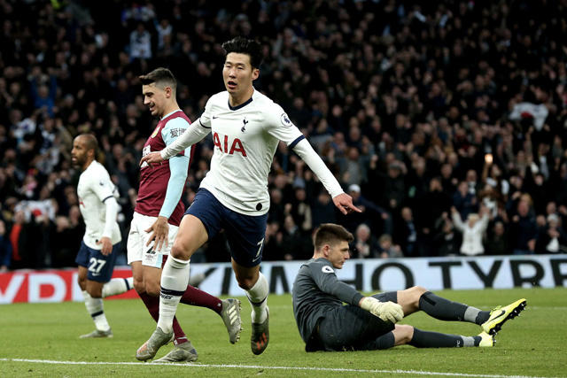 Heung-min Son ganó el Puskas 2020 en The Best