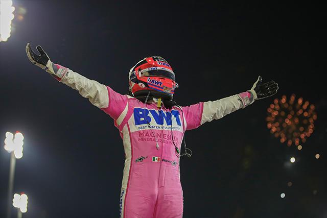 Checo Pérez es nuevo piloto de Red Bull Racing F1 team