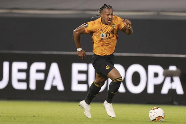 Adama Traoré saldría de los Wolves para tener más minutos