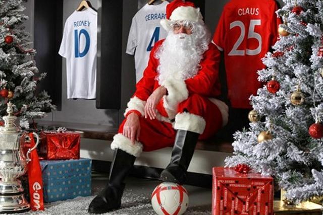 Regalos futboleros navidad