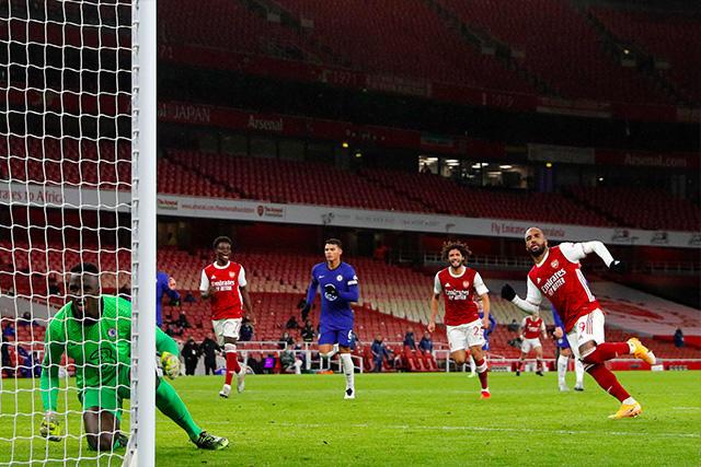 Arsenal vence 3-1 al Chelsea