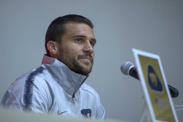 Andrés Iniestra es la segunda baja oficial de Pumas