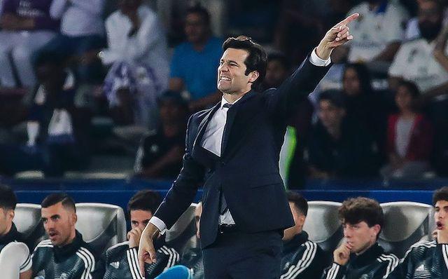 Santiago Solari, nuevo técnico de las Águilas
