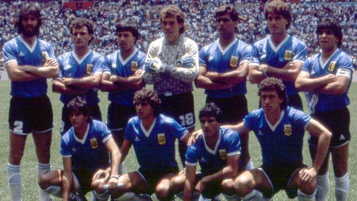 Argentina consiguió uno de sus uniformes en Tepito.