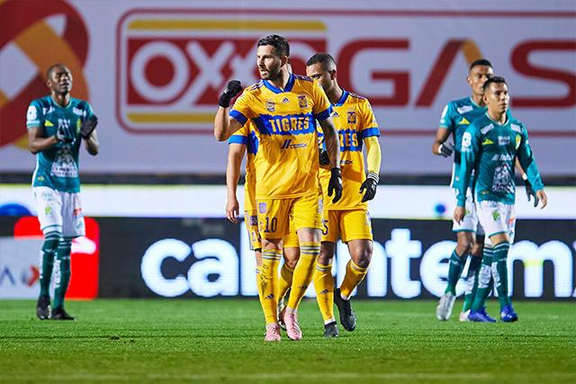 Gignac se cuela a Top-10 de goleadores en la Liga MX