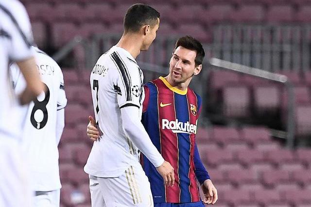 Cristiano Ronaldo y Lionel Messi fueron reconocidos por la IFFHS