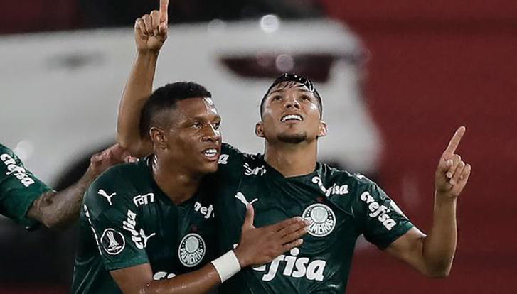 Palmeiras avanza a la final de la Libertadores tras ganar el global 3-2