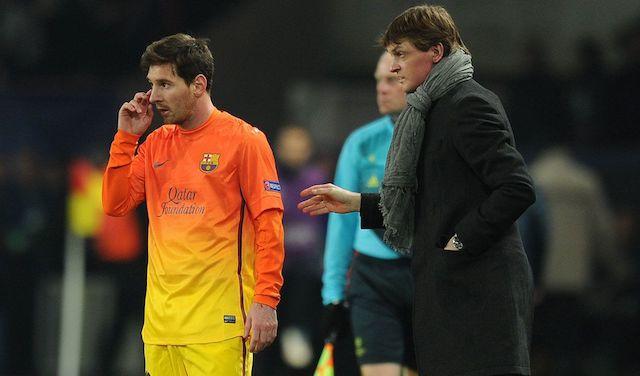 Messi y Tito Vilanova analizaban siempre sus partidos
