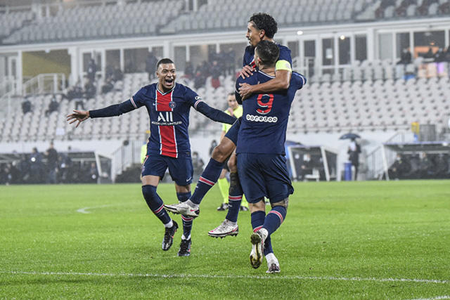 El PSG se coronó en la Supercopa de Francia