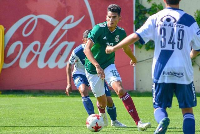Ricardo Pepi es uno de los dos mexicoamericanos a prueba con el Bayern Múnich