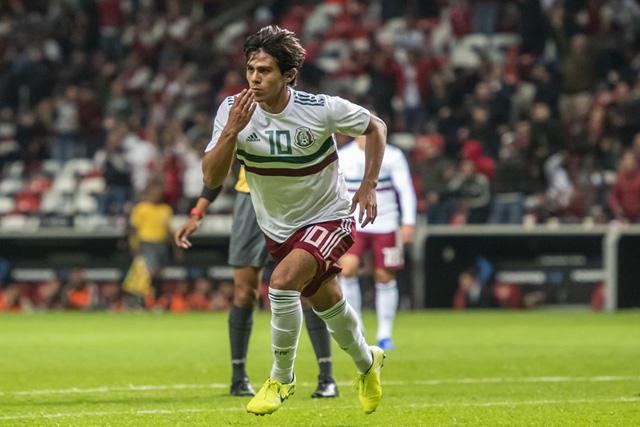 JJ Macías sería uno de los 20 convocados del Tri Sub-23 para el Preolímpico de la Concacaf