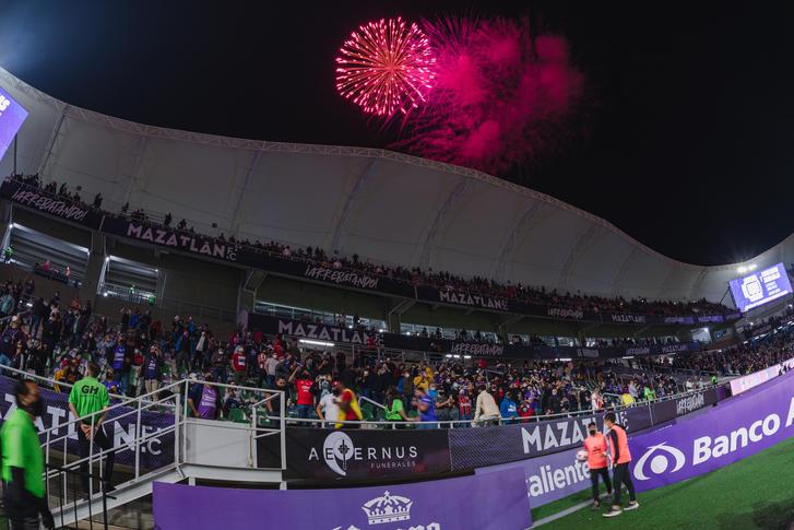 Mazatlán FC abre las puertas de su estadio