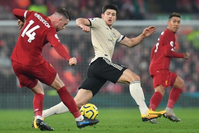 Liverpool y Manchester United se juegan el liderato este domingo
