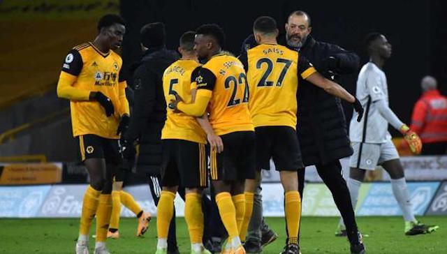 Los Wolves hilan ya varios partidos sin ganar en la Premier