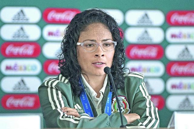 Mónica Vergara llega a la dirección técnica del Tri Mayor femenil