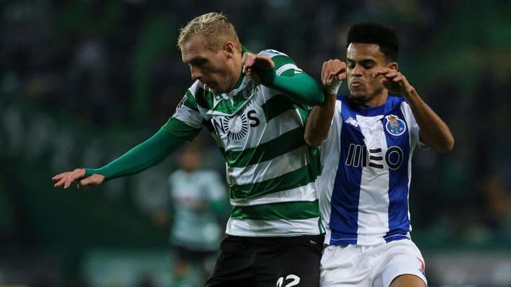 Sporting Lisboa 2-1 FC Porto