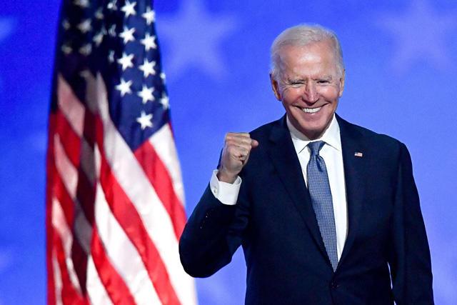 Joe Biden es nuevo presidente de Estados Unidos y aficionado del futbol