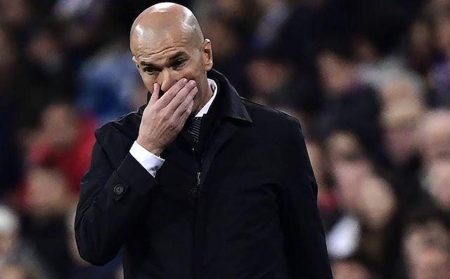 Real Madrid eliminado de la Copa del Rey