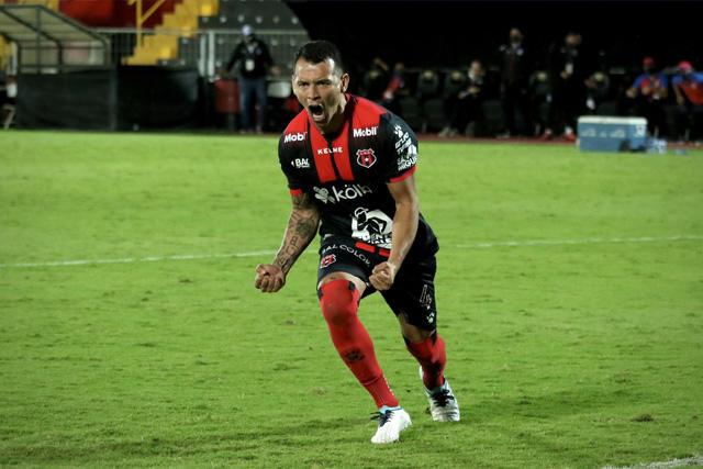 Dani Arreola le dio el pase al Alajuelense a la final de la Liga Concacaf