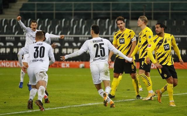 Borussia Dortmund sigue en caída libre