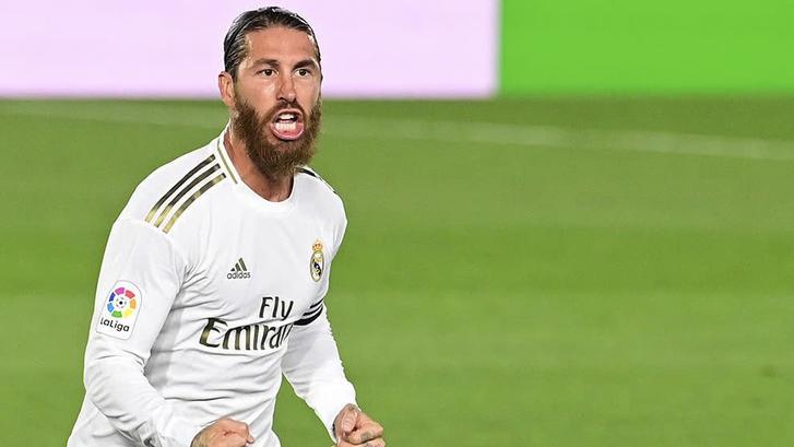 Sergio Ramos aun no renueva con el Madrid