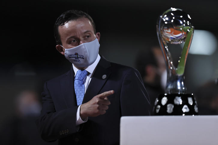 Mikel Arriola Presidente ejecutivo de la Liga Mx