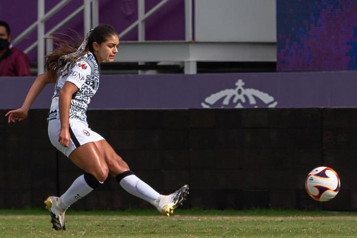 Jana Gutiérrez  Mazatlán FC 1-1 América
