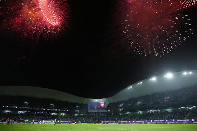 Mazatlán jugará con el 45% del aforo de su estadio ante Pachuca
