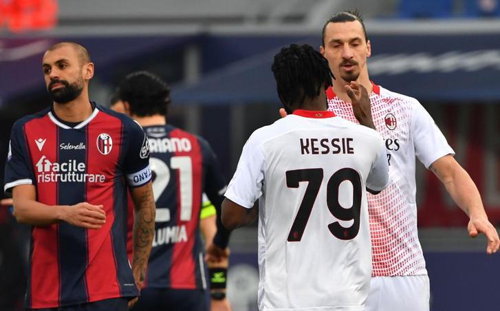 Bologna 1-2 AC Milan