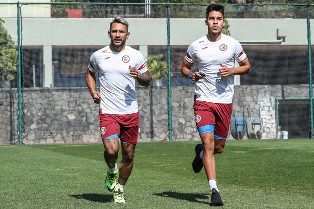 Cruz Azul anunció que Pol y Montoya están listos para jugar en el Guard1anes 2021