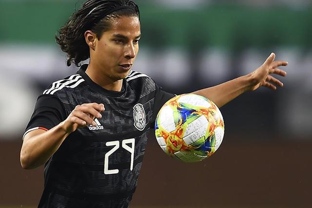 Diego Lainez podría formar parte del Tri para el Preolímpico hacia Tokio 2021