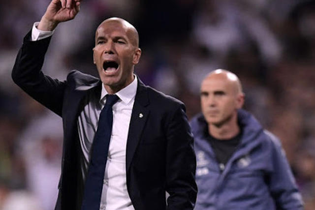 Zidane explota en conferencia de prensa