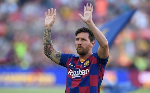 Messi encabeza la lista de jugadores que acaban contrato con sus equipos a final de la temporada