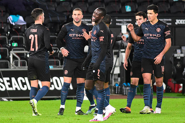 Manchester City avanza a los cuartos de la FA Cup rompiendo récords en Inglaterra