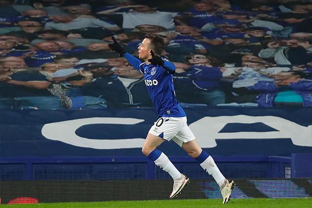 Everton venció 5-4 al Tottenham para avanzar a los cuartos de la FA Cup