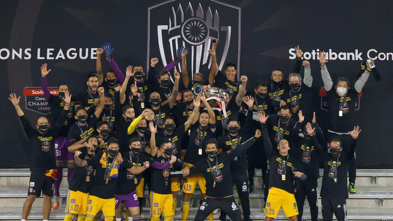 Tigres Campeón de Concacaf