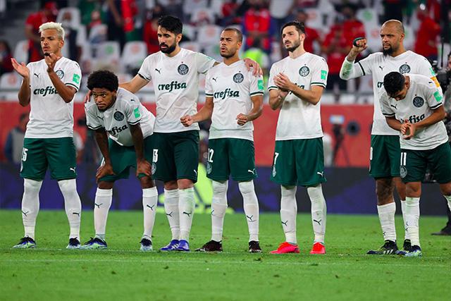 Palmeiras es el primer equipo de la Conmebol sin goles y cuarto lugar del Mundial de Clubes