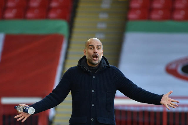 Pep Guardiola desafió al Bayern luego de que consiguieran el Mundial de Clubes