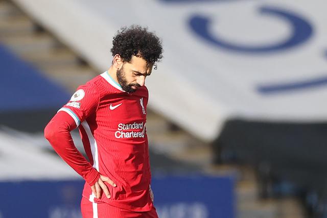 Liverpool sufrió una nueva derrota en la Premier