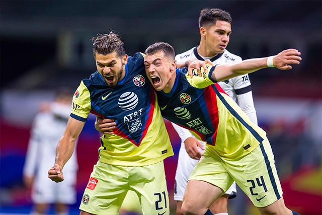 América venció 2-1 a Querétaro en la Jornada 6 de la Liga MX