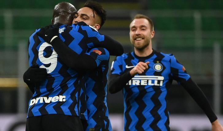 Inter 3-1 Lazio